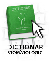 dictionar stomatologic